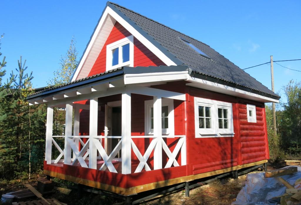 Все виды отделочных работ по срубу дома из бревна и бруса