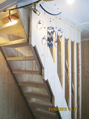 дешевая лестница купить