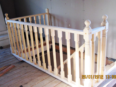 балясина для лестниц